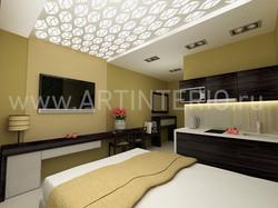 дизайн отеля в Санкт-Петербурге