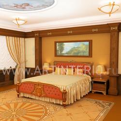 Дизайн интерьера резиденции.