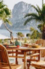 La Mesa Escondida Med Cuisine Ibiza Spai