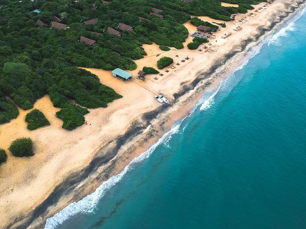 Trincomalee Sri Lanka Nilaveli Beach