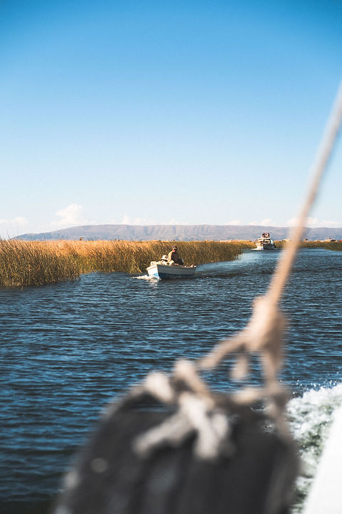 The 5 best things to do in Puno Uros Fishing