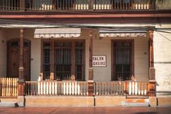 Old saloon