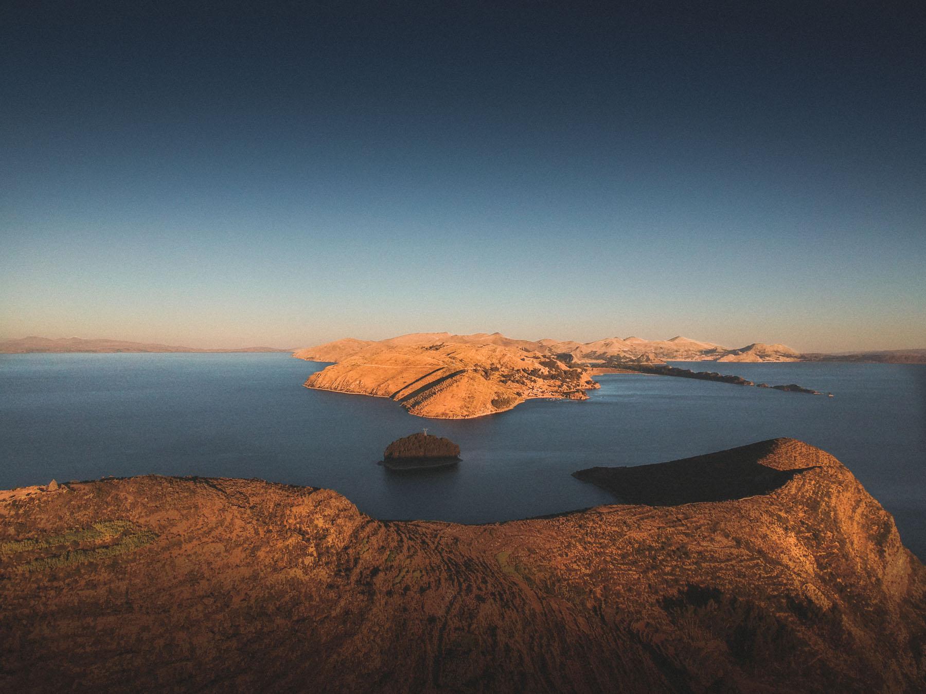 Views on Isla del sol