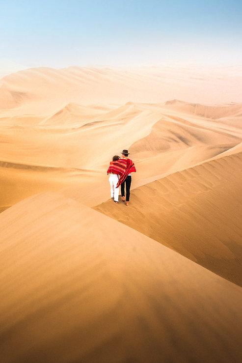 Visting Nazca Huacacina and Paracas
