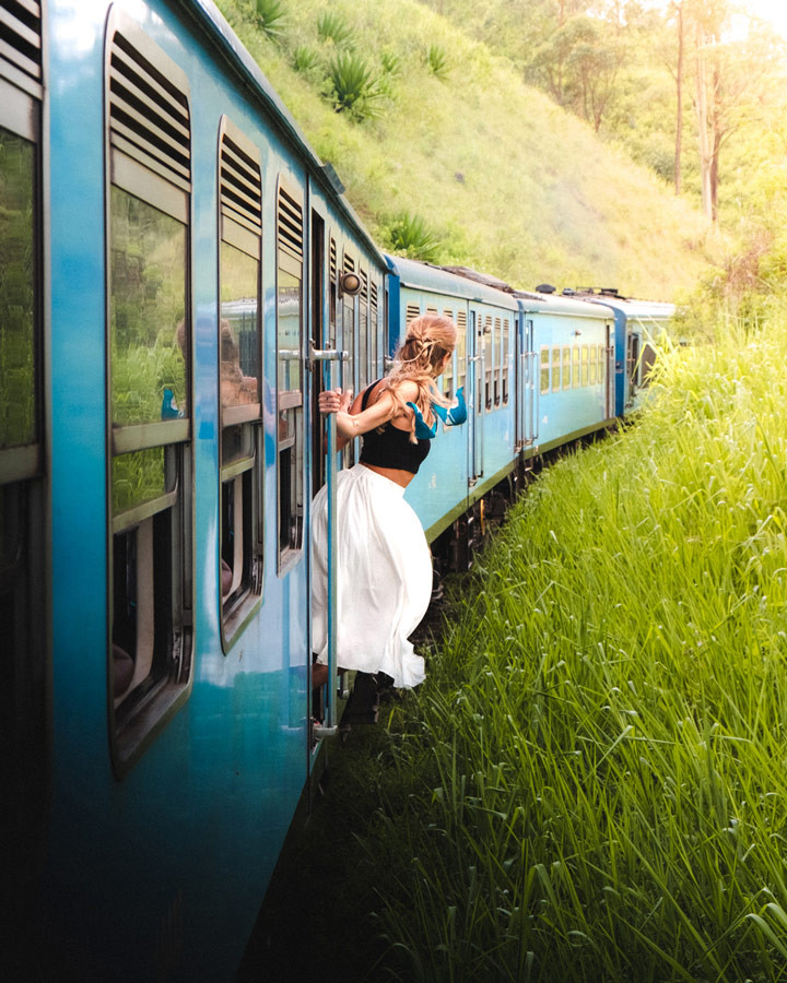 Best places to visit in Sri Lanka Kandy to Ella train