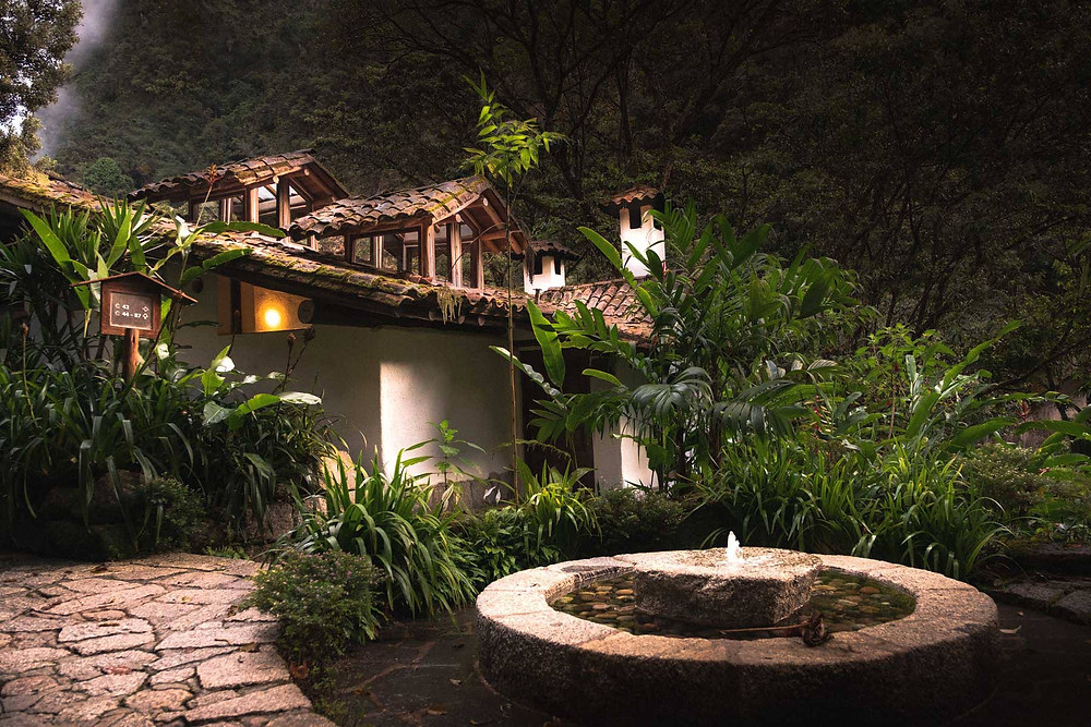 5 best luxury hotels in Peru Inkaterra Machu Picchu