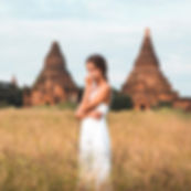 Where-to-stay-and-eat-in-Bagan-Woman-In-