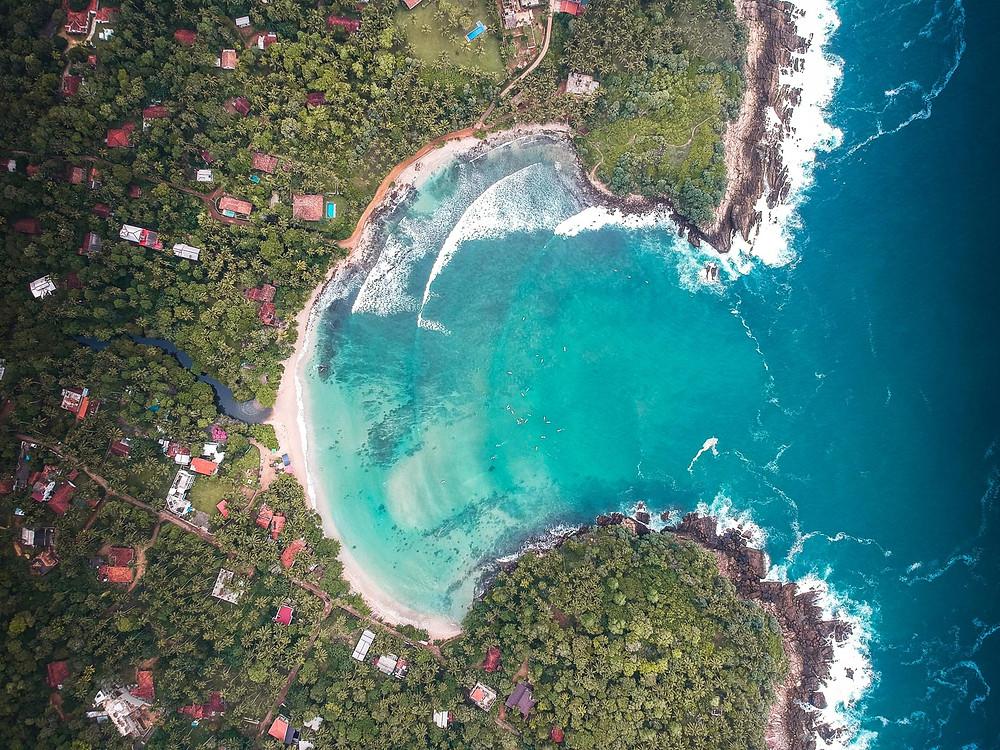 The 7 best places to visit in Sri Lanka Hiriketiya beach