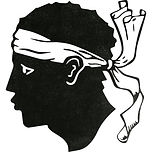 Corsica logo emblem
