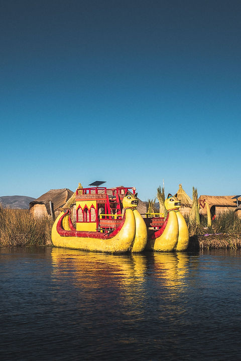 The 5 best things to do in Puno Uros
