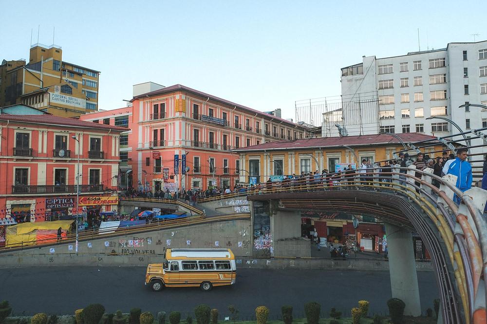 The best hostels in South America La Paz