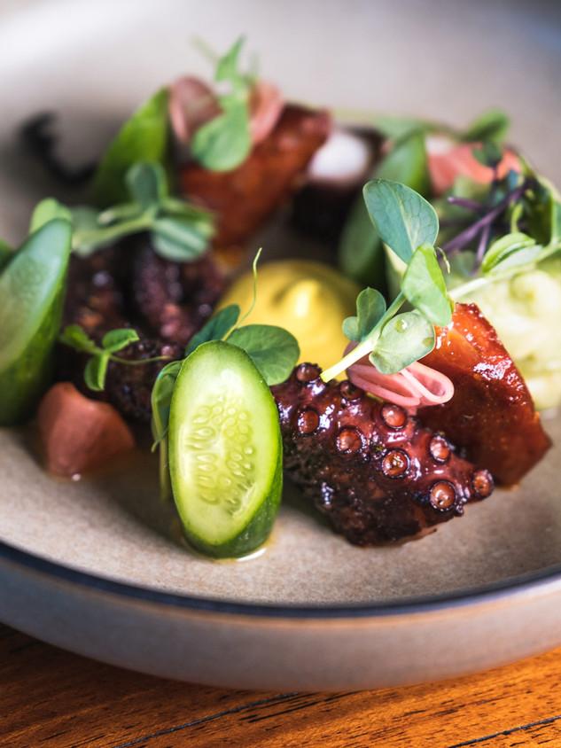Asian Octopus Salad