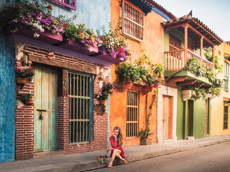 Our 5 Favourite Places In Colombia