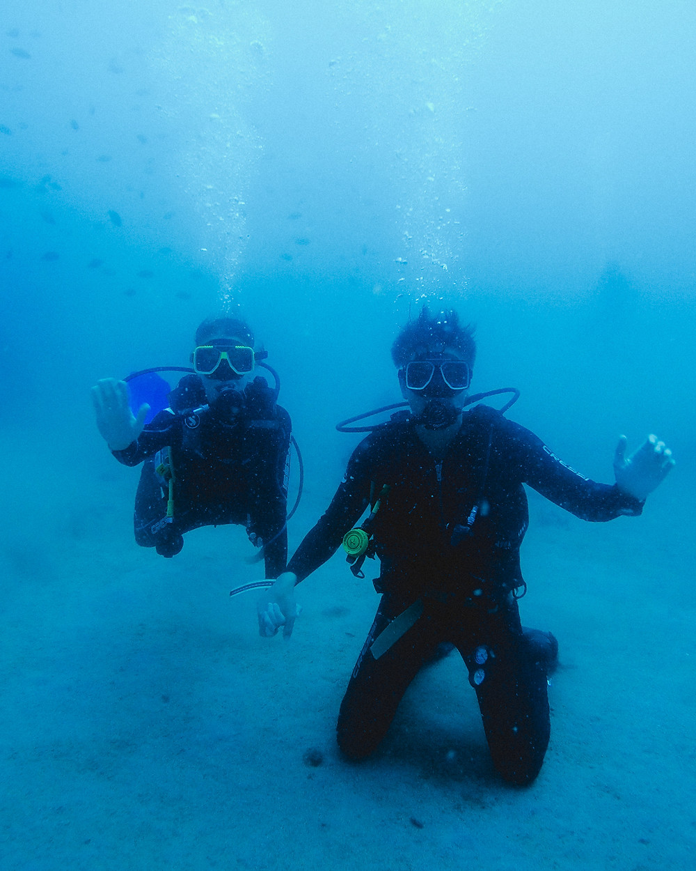 Scuba Diving In Taganga Colombia
