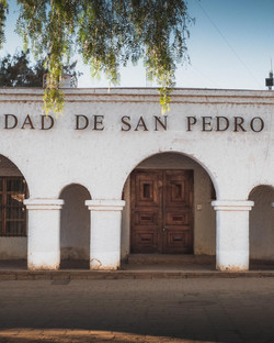 San Pedro main square