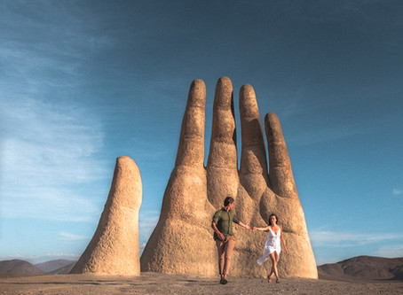 How To Visit Mano del Desierto in Chile