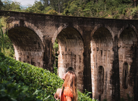 Nine Arch Bridge In Ella - Best Photography Spots