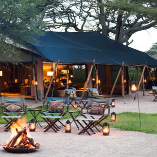 Legendary Serengeti Camp