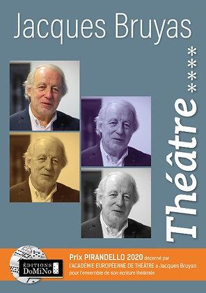 Théâtre **** (ISBN : 978-2-38188-007-5)