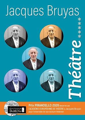 Théâtre ***** (ISBN : 978-2-38188-009-9)