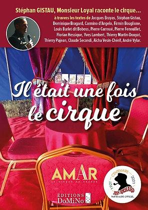 Il était une fois le cirque (ISBN : 978-2-38188-011-2)