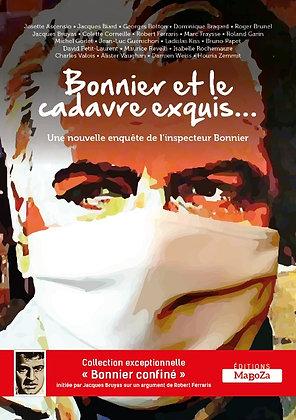 Bonnier et le cadavre exquis (ISBN : 978-2-38019-046-5)