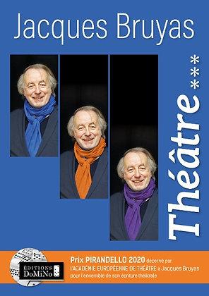 Théâtre *** (ISBN : 978-2-38188-005-1)
