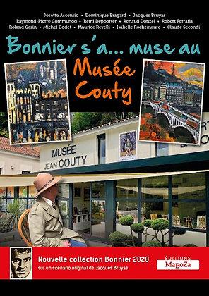 Bonnier s'amuse au musée Couty (ISBN : 978-2-38019-045-8)
