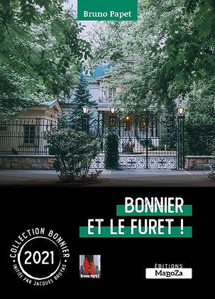 Bonnier et le furet (ISBN : 978-2-38019-056-4)