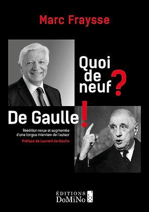 Quoi de neuf ? Charles de Gaulle ! (ISBN : 978-2-38188-008-2)