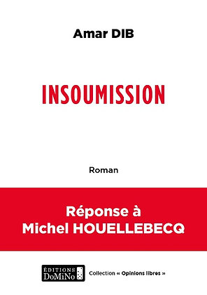 Insoumission (ISBN : 978-2-38188-010-5)