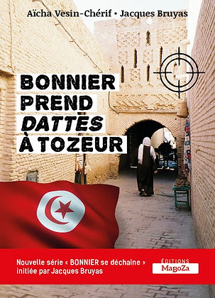 Bonnier prend dattes à Tozeur (ISBN : 978-2-38019-078-6)