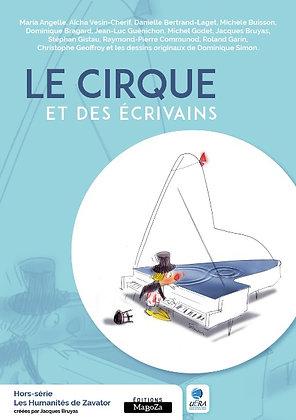 Hors-série - Le cirque et des écrivains (ISBN : 978-2-38019-051-9)