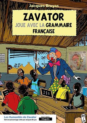Zavator joue avec la grammaire française (ISBN : 978-2-38019-036-6)