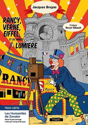 Rancy, Verne, Eiffel et les années Lumière (ISBN : 978-2-38019-083-0)