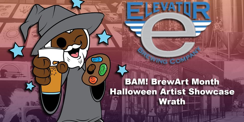 BAM! Elevator Wrath Art Showcase Featured Artist