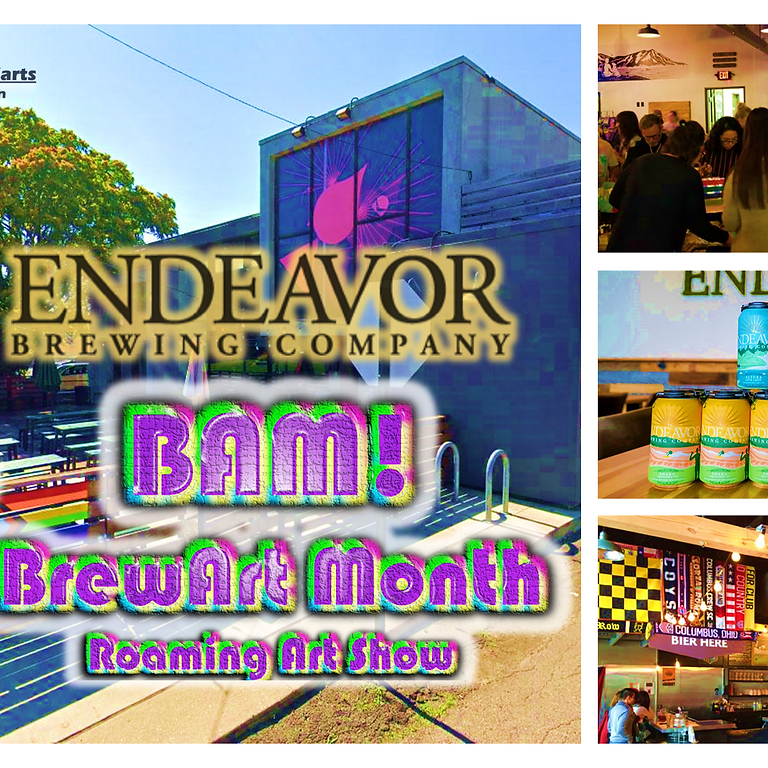 BAM! Kickoff at Endeavor Brewing Co.