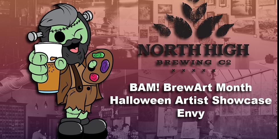 BAM! North High Envy Art Showcase Featured Artist