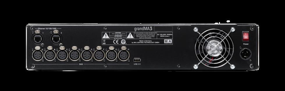 grandMA3 processing unit L