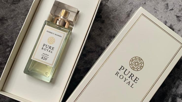 Pure Royal Fragrance Perfume