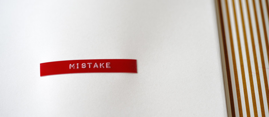 How to Respond to Employee Mistakes