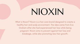 Nioxin?!