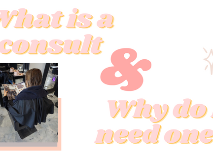 What is a consult & why do I need one??