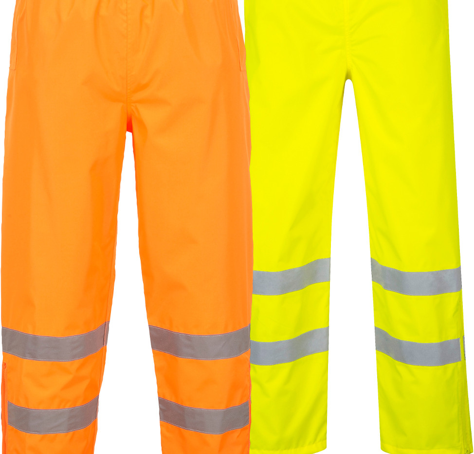 S487 - Hi-Vis Breathable Trousers