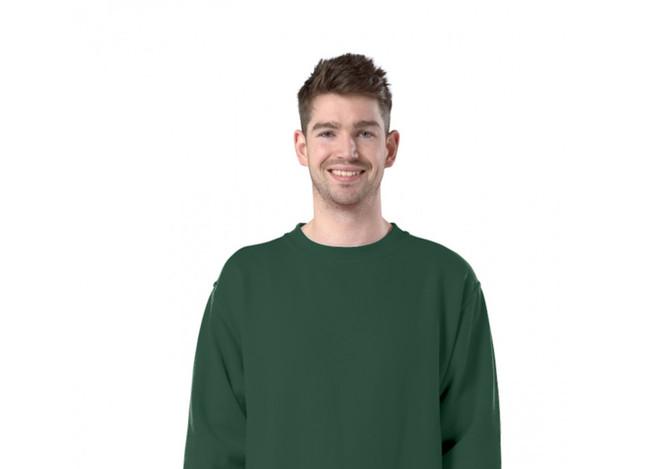 Ranks Bottle Green Sweatshirt