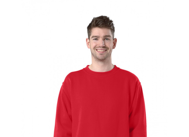 Ranks Red Sweatshirt