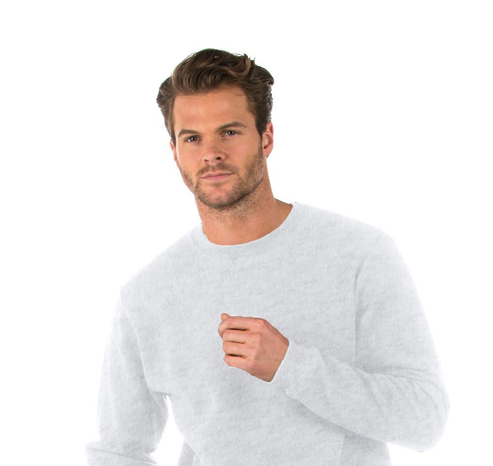 Heather Grey Sweatshirt
