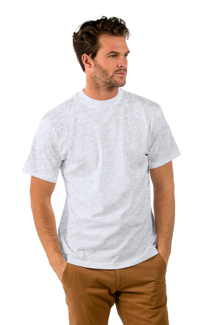 Heather Grey T-Shirt