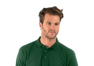Bottle Green Polo Shirt