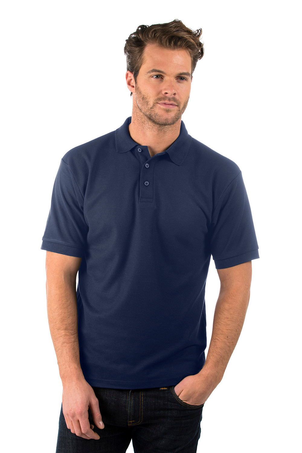 Light Navy Polo Shirt